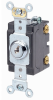 Key Locking Rotary Switch -- 1221-2KL - Image