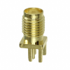 Coaxial Connectors (RF) -- CON-SMA-EDGE-S-ND -Image