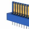 Card Edge Connectors - Edgeboard Connectors -- EBC35MMWN-ND -Image