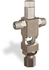 "(Formerly B1629-6X-TP), Cross Small Sight Feed Valve, 1/8"" Male NPT Inlet, 1/4"" OD Tube Outlet, Tamperproof -- B1628-225B1TW -- View Larger Image"