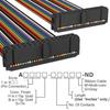 Rectangular Cable Assemblies -- A3CCH-3018M-ND -Image