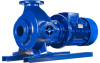 Horizontal or Vertical Volute Casing Pump -- Sewabloc - Image
