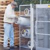 4 Cylinder Storage Locker - Horizontal -- CYL23001