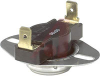 Thermostat; Disc; 120/240 VAC; 25 A; SPST/SPDT; 1500 VAC per 1 Minute; 40 degC -- 70098690