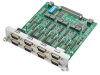 8-port RS-232/422/485 without port-to-port Isolation -- UNOP-1618D