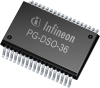 Driver IC for MOSFET -- TLE6280GP
