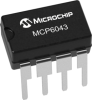 Operational Amplifier -- MCP6043 - Image