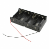 Battery Holders, Clips, Contacts -- BH4DW-ND