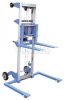 Hand Operated Lift Truck -- T9H241653 - Image