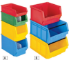 SCHAEFER Extra-Large Polyethylene Bins -- 4410002