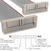 Rectangular Cable Assemblies -- M3UUK-3406J-ND -Image
