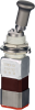 MICRO SWITCH TW Series Toggle Switch, 2 pole, 3 position, IWTS terminal, Locking Lever -- 112TW59-10A