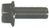 Hex Washer Head Tapping Screws -Image