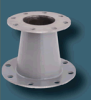 Eccentric Reducers -- FRP/PVC Laminate and Stainless Steel