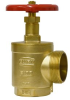 "212-F100ST - 2-1/2"" Fire Hose Valve (FNPT x Special Thread) -- View Larger Image"