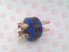 AMPHENOL 97-22-22P ( INSERT, BODY STYLE, CRIMP/SOLDER TERMINATION, 22 SHELL SIZE, 22-22 INSERT ARRANGEMENT, GENDER, 4 CONTACTS ;ROHS COMPLIANT: NO ) -- View Larger Image
