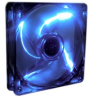 Masscool BLD-12025V1 Blue LED 120mm Ball Bearing Case Fan - -- BLD-12025V1