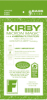 Kirby Micron Magic HEPA Filtration Bags - Style F - Genuine - (3 Pack) -- K-E197209S