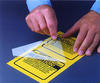 3M™ Overlaminate Label Materials -- 7735FL Clear UV Resistant Acylar™, 48 in