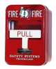 Manual Fire Alarm Pull Stations -- 400-1 - Image