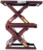 Series 35 Double High Scissor Lift Table -- 24S80DH
