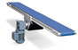Center Drive Belt Conveyor, Ø15mm Return -- Model EBS40-M3