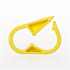 Pinch Clamp, Yellow -- 14104 -Image