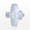 Hydrophobic Filter with Female Luer Lock Inlet, Male Luer Lock Outlet -- 28213 -- View Larger Image