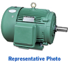 AC MOTOR 150HP 1800RPM 445T 208-230/ 460VAC 3-PH CAST-IRON -- MTCP-150-3BD18