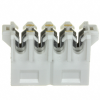 Rectangular Connectors - Free Hanging, Panel Mount -- A25434-ND -Image