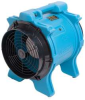 Portable Fan,115 Volt,2041 CFM,Blue -- F174-BLU