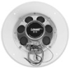 Speaker Package-8in Spkr-15W, 5W 70/25V xfmr, White -- R1810-72