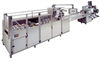 Sealed Pouch Packaging Machine for Surgical Gloves -- OPTIMA HDW