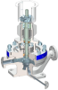 Vertical Inline Low Flow Pumps -- OHVL