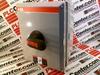DISCONNECT SWITCH 30AMP 3POLE PLASTIC -- FJ30P3PB6B