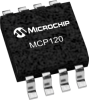 Microcontroller Supervisory Circuit with Open Drain Output -- MCP120