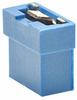 2 Pos. Female Jumper Socket, Open Shunt, Blue -- M22-1910005 -- View Larger Image