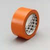 3M™ General Purpose Vinyl Tape 764 Orange, 1 in x 36 yd 5.0 mil, 36 per case Bulk -- 70006281839