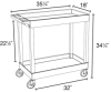 High CapacityTub Carts -- 13469