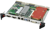 6U CompactPCI 4th/5th Generation Intel® Core™ i5/i7 Processor Blade with ECC support -- MIC-3396MIL