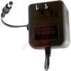 Wall Plug; 120 VAC; 0.2 A; 120 VAC @ 60Hz; 2-1/2 in.; 2 in.; 1-5/8 in.; 60 Hz -- 70218411 - Image