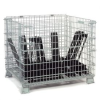 Folding Wire Bulk Container -- T9H198642 - Image