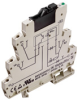 MICROSERIES Solid-State Relay 6 mm Width -- MOS 120VAC/DC/24VDC,0.1A - Image