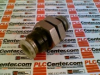 BULKHEAD CONNECTOR 1/4INCH PUSH-IN -- QSS14TU14