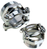 Nickel-Plated Brass Strain Relief Cable Glands with Double Saddle Clamp and PG Thread -- SKINDICHT® SK - Image