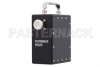 High Power 100 Watt RF Load Up to 2.7 GHz with 7/16 DIN Female Aluminum -- PE6239 -Image