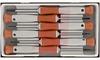Slotted/Phillips Screwdriver set. 6 pcsset. -- 70220141 - Image