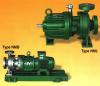 Sealless Magnetic Driven Centrifugal Pumps - Type NMB