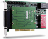 8-CH 12-Bit Isolated Analog Output Cards -- PCI-6308 Series -- View Larger Image