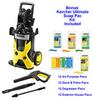 Karcher X Series Pressure Washer w/ Bonus Detergent -- Model K5.740-BONUS